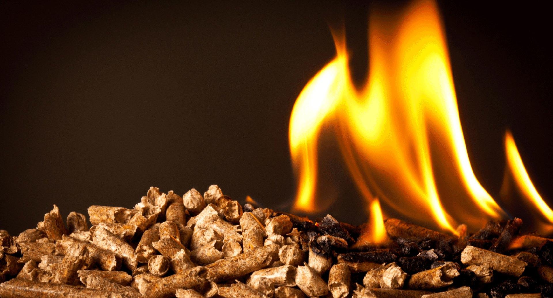 pellets combustibles